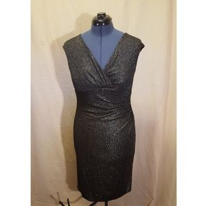 American Living Sparkly Evening Dress